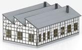 Rottweil Locomotive Shed Building Kit