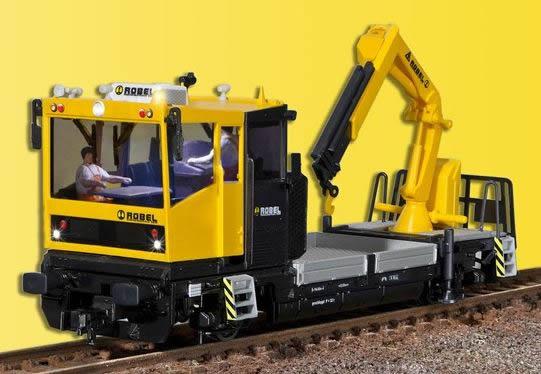 Viessmann 2611 - H0 ROBEL track motor car 54.22, functional modelfor 3 rail version **discontinued**