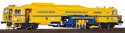 Viessmann 2652 - H0 Tamping machine LEONHARD WEISS,P & T, functional model for 2 rail version