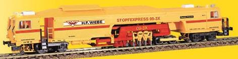 Viessmann 2692 - Tamping machine Wiebe, functional model for 2 rail version