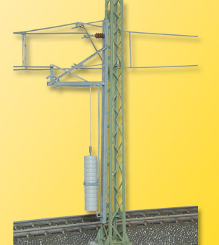 Viessmann 4165 - H0 Tensioning lever with catenary mast