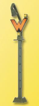 Viessmann 4519 - H0 Wait signal with light