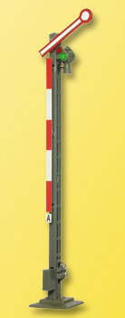 Viessmann 4530 - H0 Semaphore home signal, small mast, single-arm