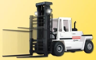 Viessmann 5151 - H0 Forklift KALMAR with headlightsand moving mast
