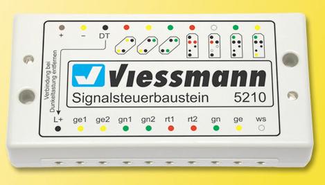 Viessmann 5210 - Control module for lighted signals