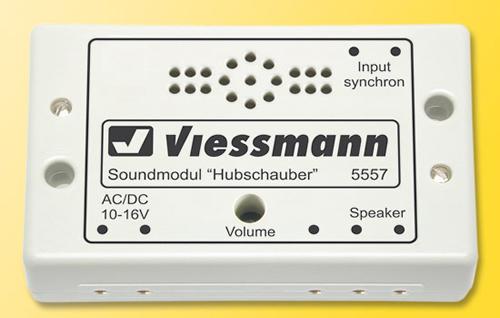 Viessmann 5557 - Helicopter sound module