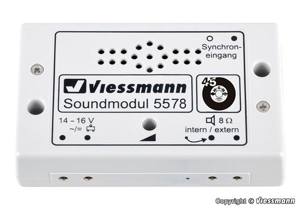 Viessmann 5578 - Sound module Jukebox