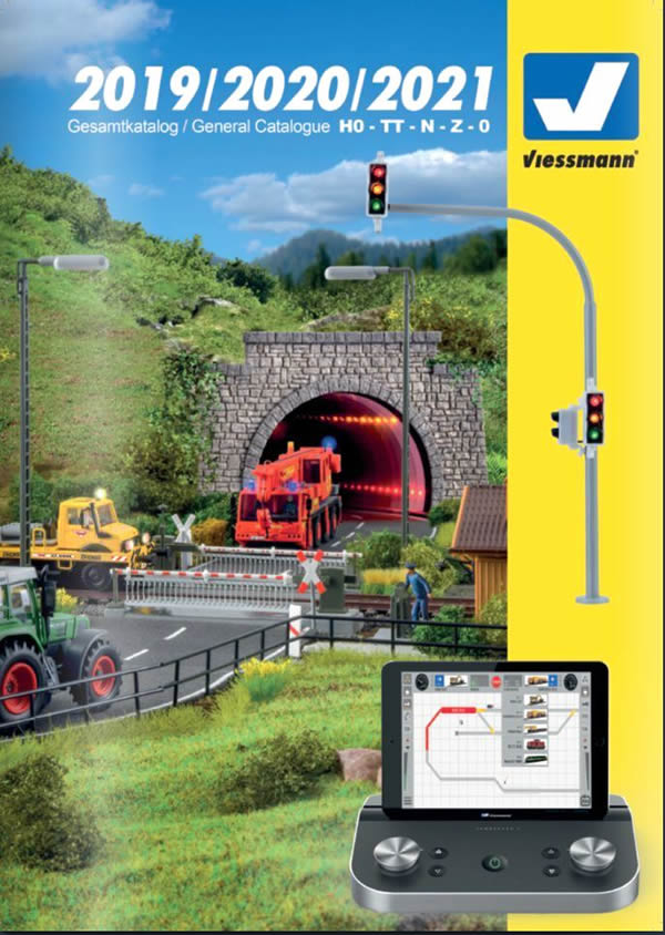 Viessmann 8999 - Viessmann catalogue 2019/2020/2021 DE/EN