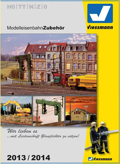 Viessmann 89991 - Viessmann Catalog 2013/2014