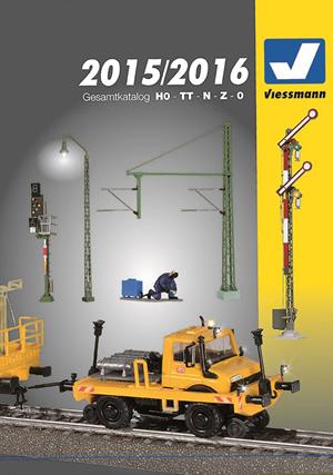 Viessmann 899916 - Catalog 2015/2016