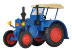 LANZ Tractor with headlights