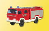 N Firetruck Magirus LF-16