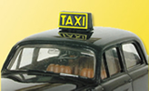 HO Lighted Taxi sign