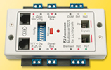 Multiplexer for daylight signals with multiplex technology