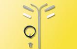TT Curved lamp, kit