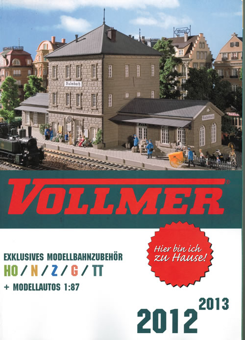 Vollmer 2012 - Catalog 2012/2013 HO/N/Z/G/TT