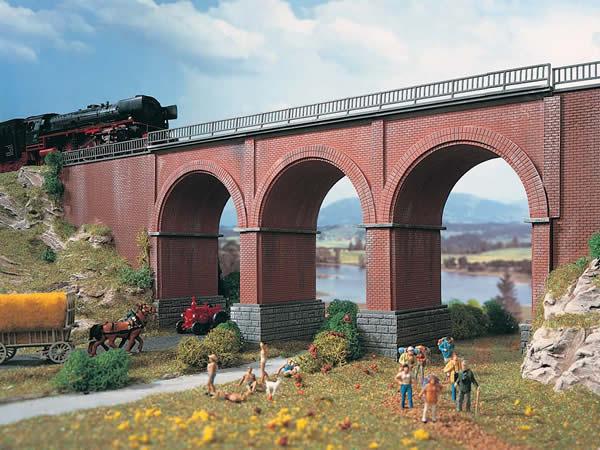Vollmer 42513 - Brick viaduct