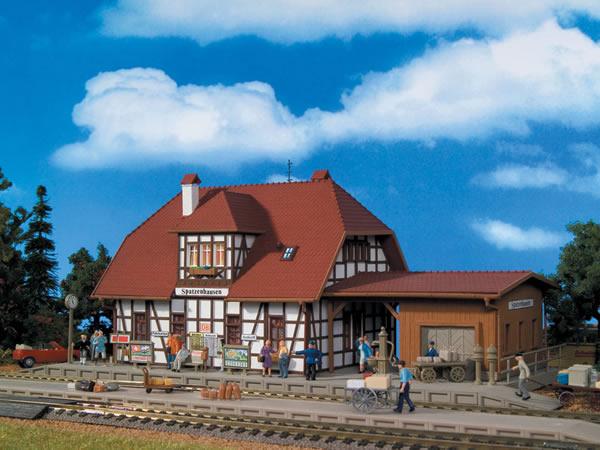 Vollmer 43501 - Station Spatzenhausen