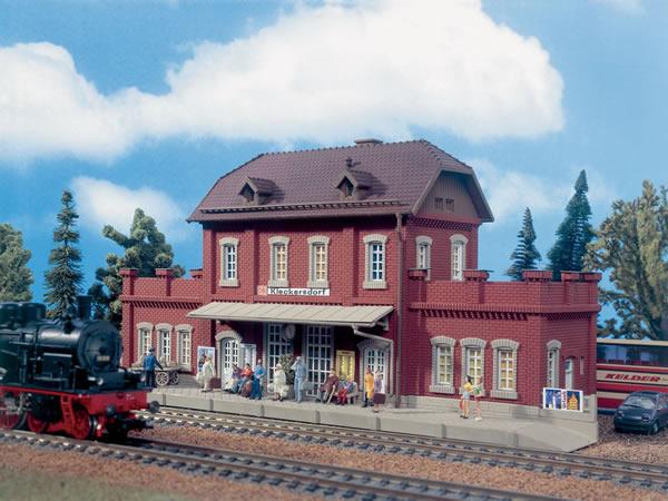 Vollmer 43504 - Station Kleckersdorf