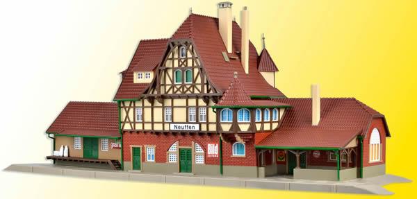 Vollmer 43510 - Station Neuffen