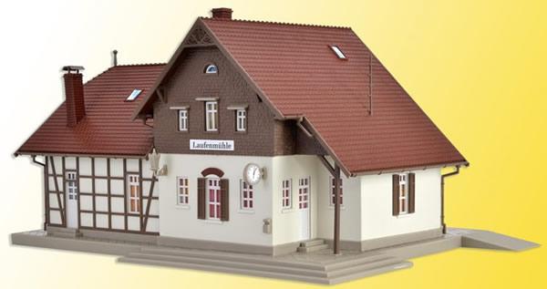 Vollmer 43518 - Station Laufenmühle