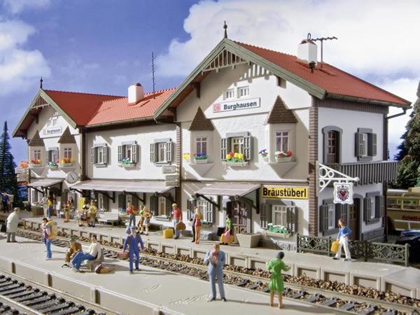 Vollmer 43522 - Station Burghausen