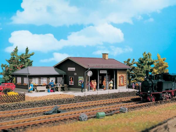 Vollmer 43525 - Station Schönwies