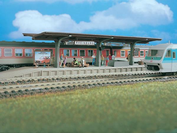Vollmer 43535 - Platform Rheinburg