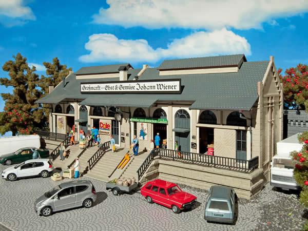 Vollmer 43629 - Wholesale market for fruit and vegetables