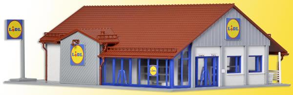 Vollmer 43662 - Lidl supermarket