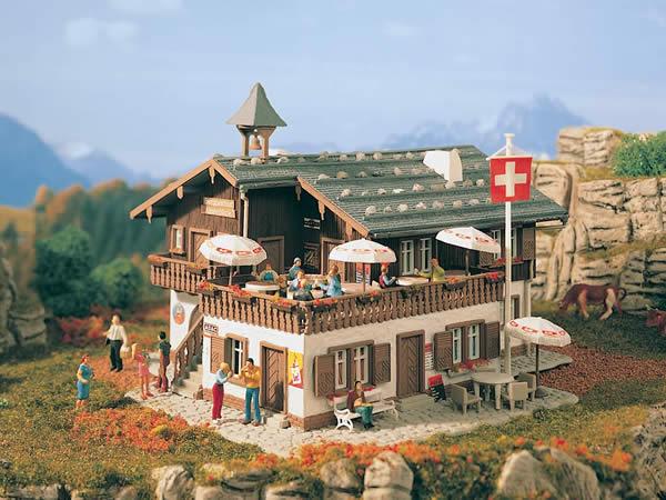 Vollmer 43706 - Restaurant in alpine area
