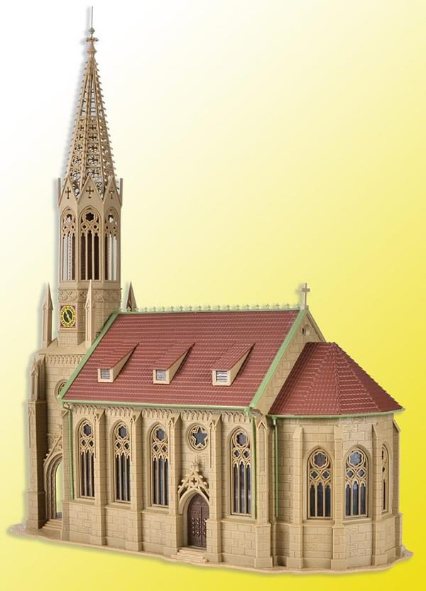 Vollmer 43739 - Church Stuttgart-Berg