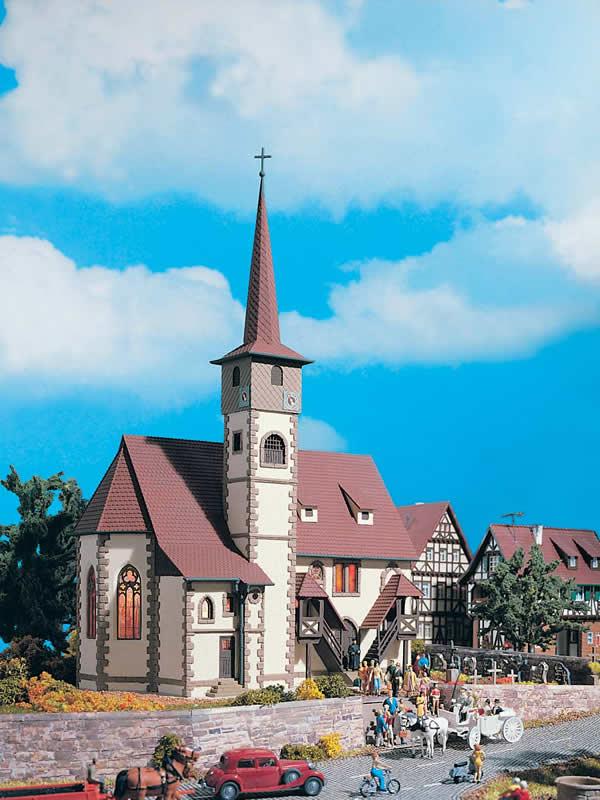 Vollmer 43769 - Village church Ditzingen