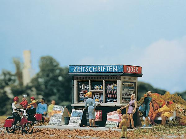 Vollmer 45134 - Kiosk