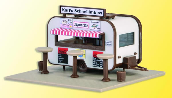 Vollmer 45135 - Fast food stand