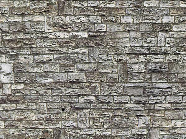 Vollmer 46035 - Wall plate cut stone of cardboard