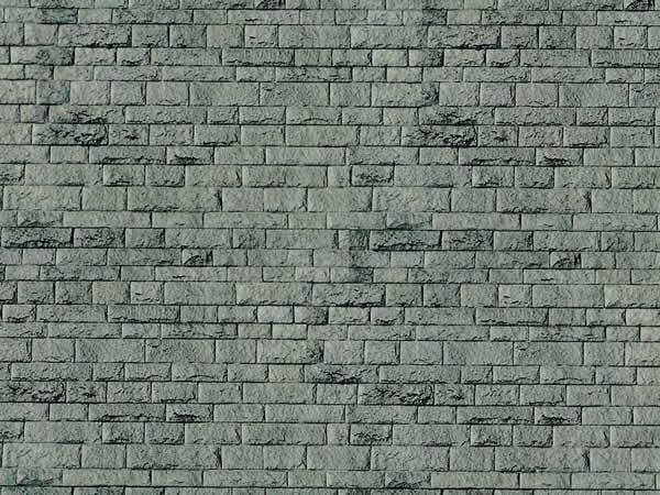 Vollmer 47369 - Wall plate porphyr of cardboard 10 pcs.