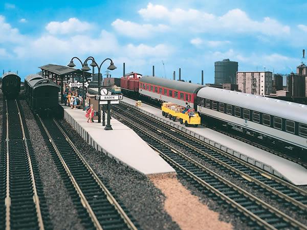 Vollmer 47503 - Service platform, five-part