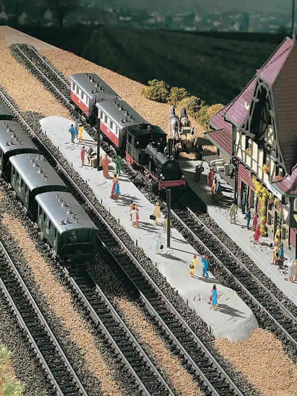 Vollmer 47528 - Platform Neuffen