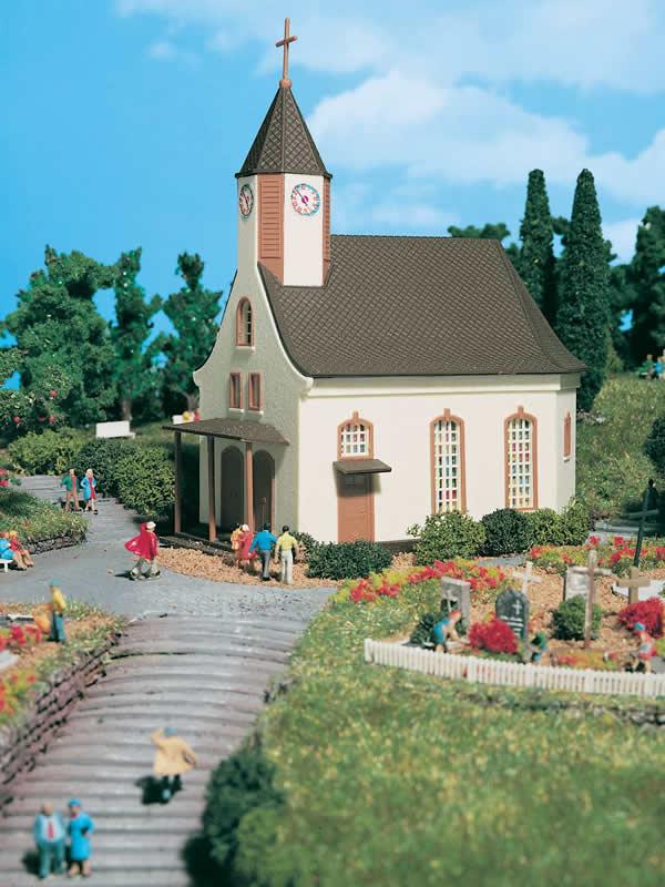 Vollmer 47704 - Church