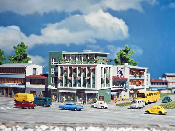 Vollmer 47729 - Bank- and commercial house