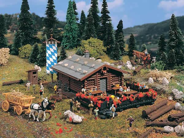 Vollmer 47741 - Kaiser-Franz-Josef-mountain-cottage