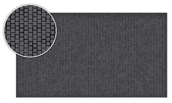 Vollmer 48248 - Cobblestone stone art plate