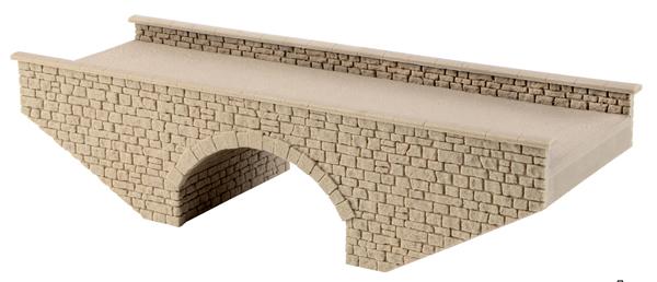 Vollmer 48275 - Stone arched stone bridge