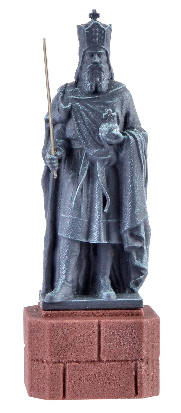 Vollmer 48288 - Charlemagne statue