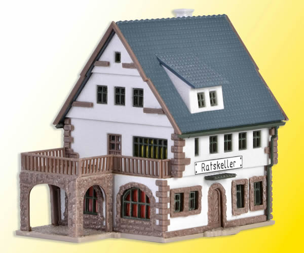 Vollmer 49545 - Village Inn with cellar