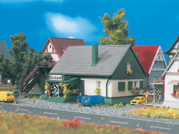 Vollmer 49571 - House with shop, Adlerstraße 2