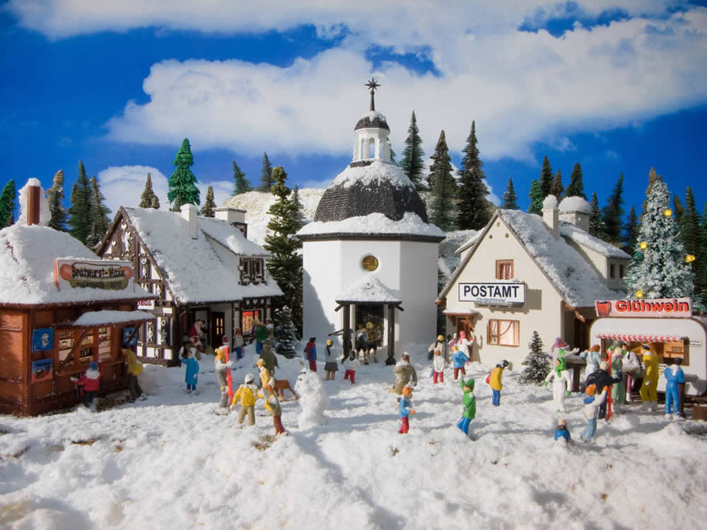 Vollmer 2413 Christmas Village