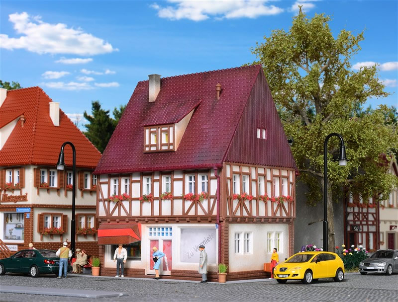 Vollmer kit 43669 NEW HO BOOK STORE