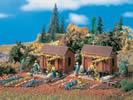Garden sheds; 2 pieces